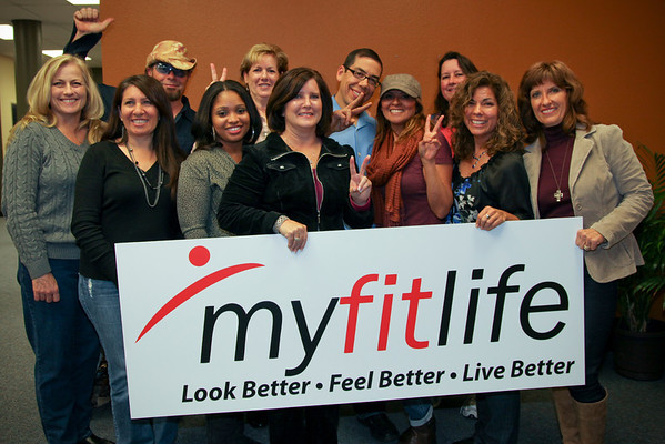 My Fit Life Grand Opening