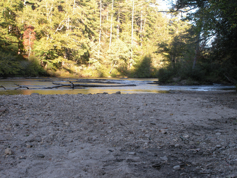 Earl's Ford Chattooga River - Section III