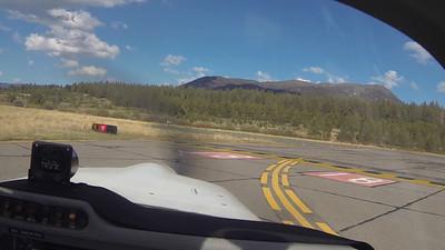 Flight to South Lake Tahoe