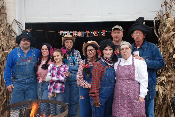 Downtown Merchants Halloween Event - October 2012
