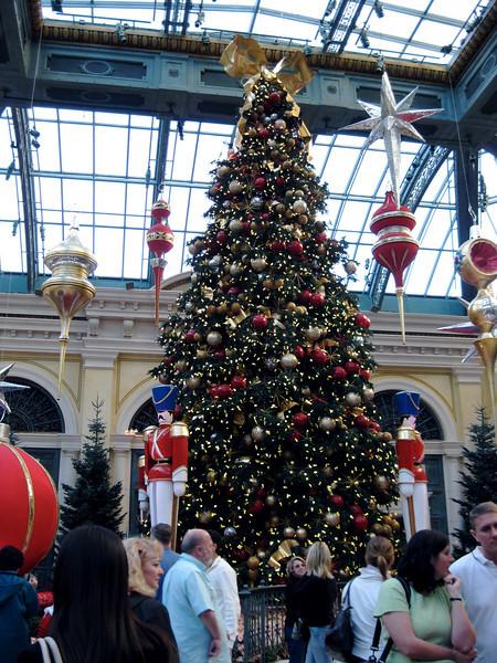 Holiday tree.