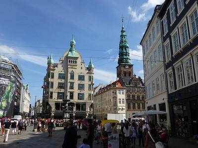 En dag i Köpenhamn