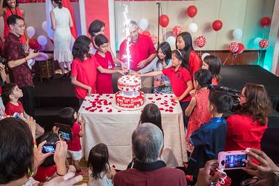 2015-08-08 National Day Children @ Embassy of Singapore