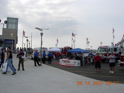 N.J. Firemen's Convention 2007
