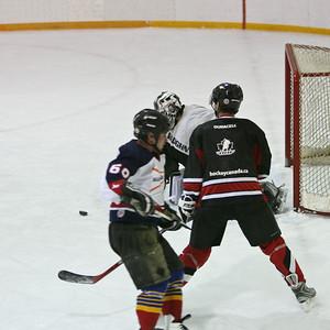 Hockey Experiments XI 2008 December 2nd
