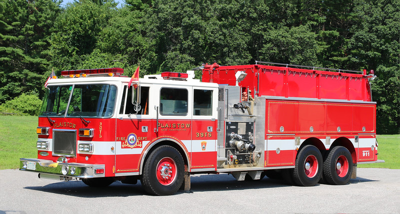 Tanker 5.  1993 Pierce Arrow.  1500 / 2500