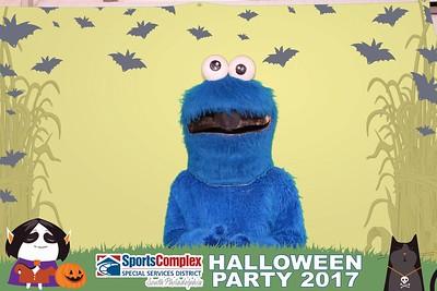 SCSSD Halloween Party