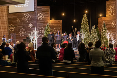 Dr. Price New Years Service