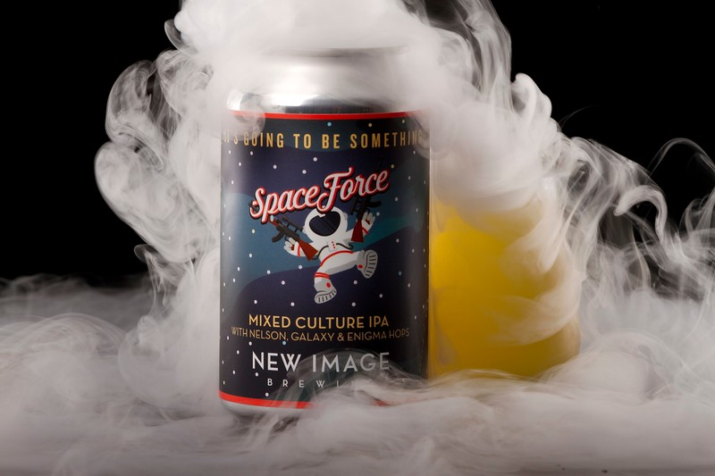 New Image Brewing Company: Space Force