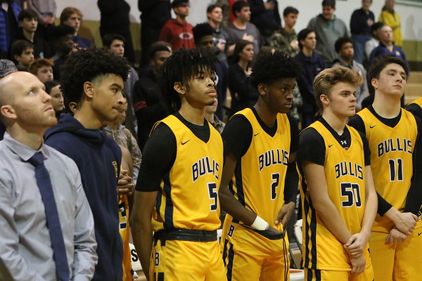 2020 Boys Basketball Landon 49 v Bullis 62