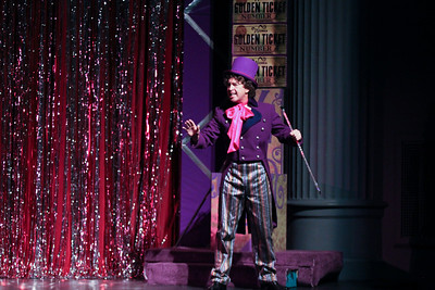 Willy Wonka Act 1 Dress Rehearsal