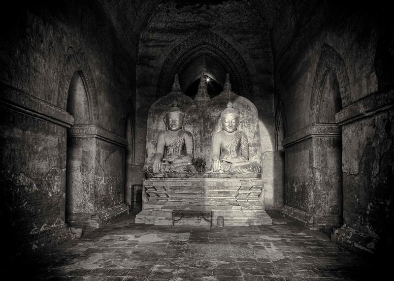Buddhas of Bagan #6.