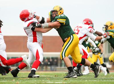 Brockport Golden Eagles v. Montclair St. Hawks 11-9-13