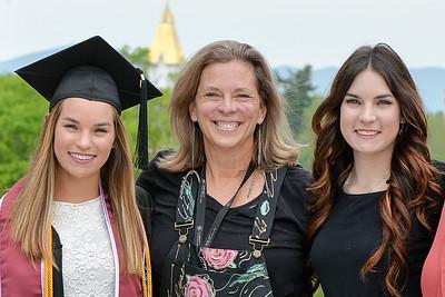 Lacie Graduates 2018 UNG