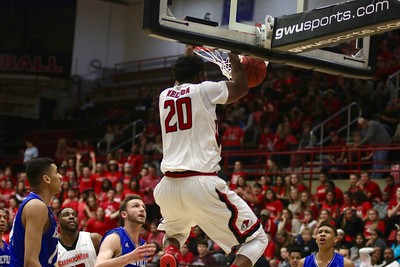 ESPNU Basketball vs UNC Asheville