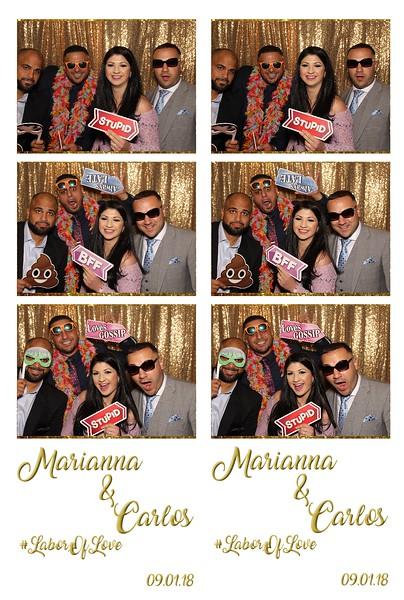 Carlos & Marianna's Wedding (09/01/18)