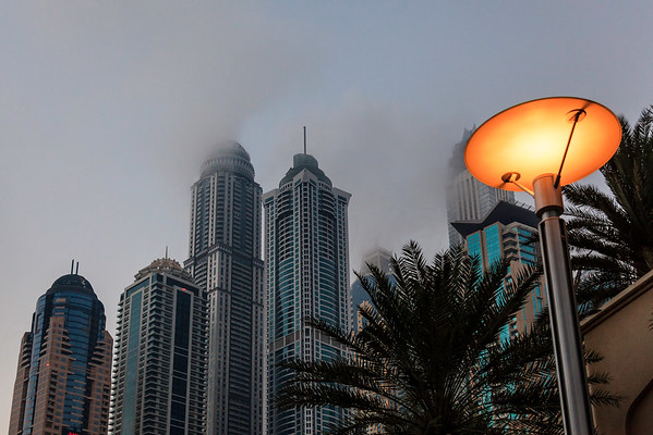 8th Scott Kelby Worldwide Photo Walk 2015 - Dubai Marina