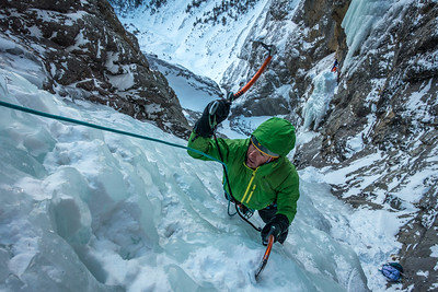Canadian Rockies Ice Climbing Fall 2018 - Spring 2019