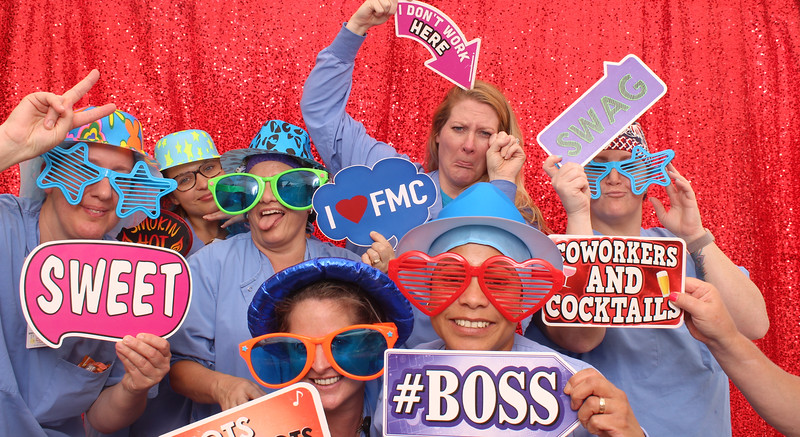 Photo Booth Fun with FMC - The Most..