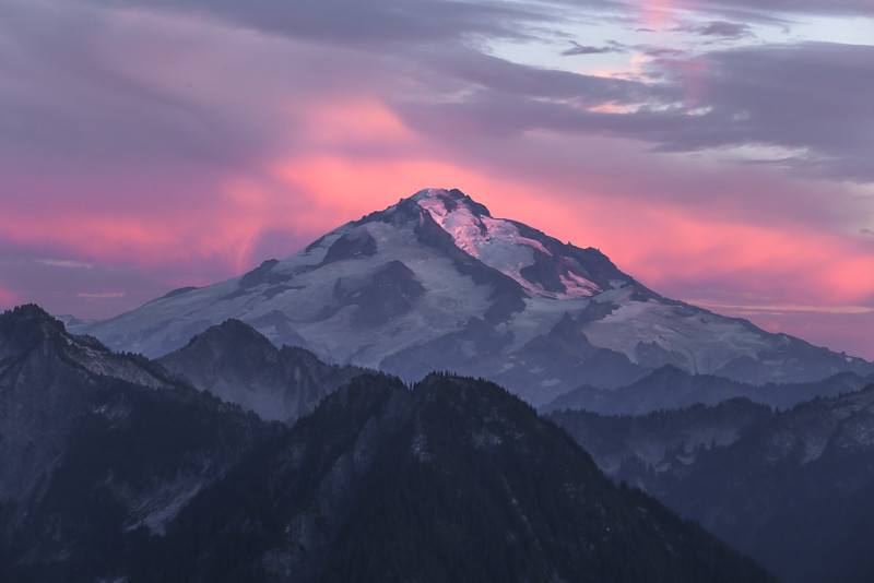 Glacier Peak, Washington State