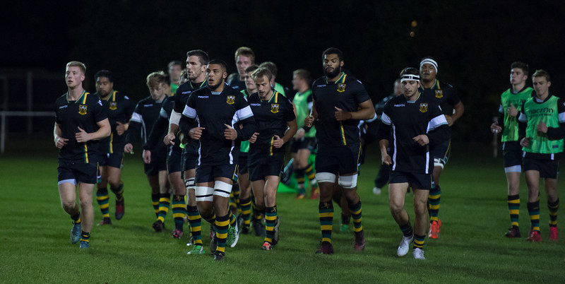 Cambridge University vs Northampton Wanderers, Friendly, Grange Road, 24 October 2016