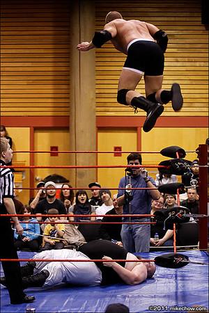 All Star Wrestling, January 28, 2011