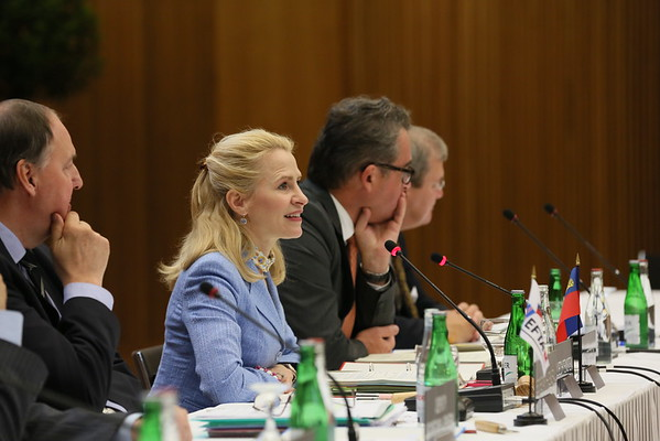 EFTA Ministerial Meeting, Schaan, Liechtenstein, 22 June 2015