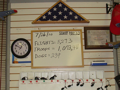 July 26, 2010 (1 AM, 2 flights)