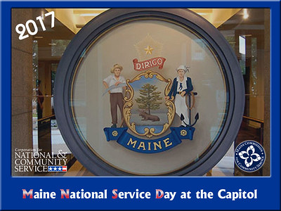 2017 National Service Day at the Capitol