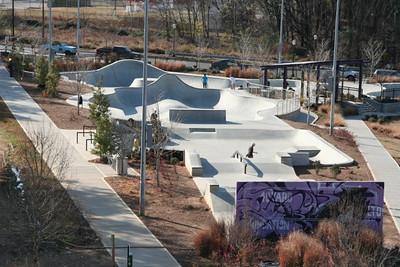 Belt Line Skate Park