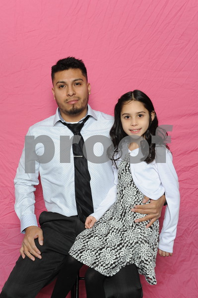 Mt. Greenwood Elementary Father Daughter Dance 2-4-17