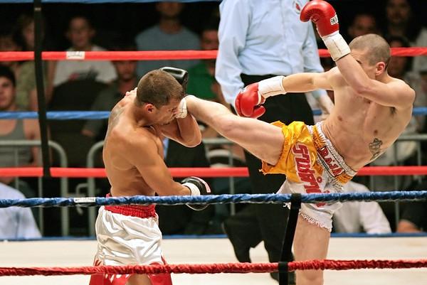 Craig Oxley vs. Dave Hale