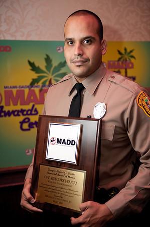 2009 Miami-Dade and Monroe MADD Awards Ceremony