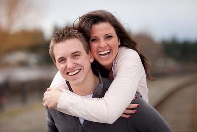 Justin & Danielle