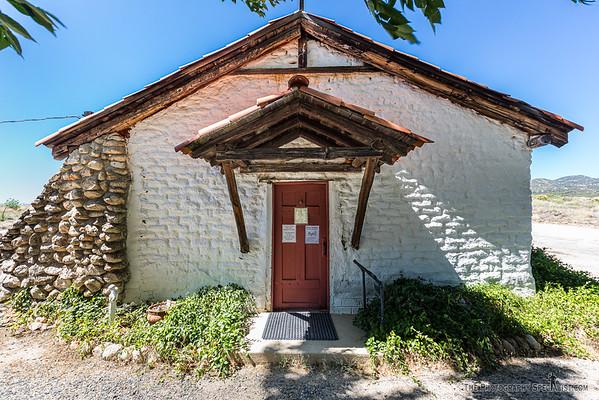 St. Francis Chapel- Warner Springs -July 2020