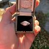 1.11ct Old European Cut Diamond Filigree Ring 49
