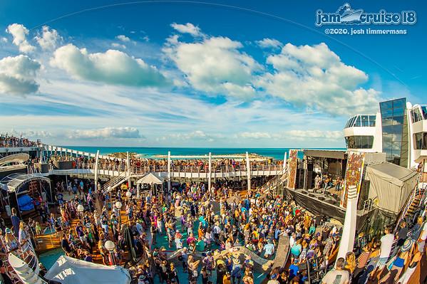 Jam Cruise 18 - 01/08/20 - Day 2