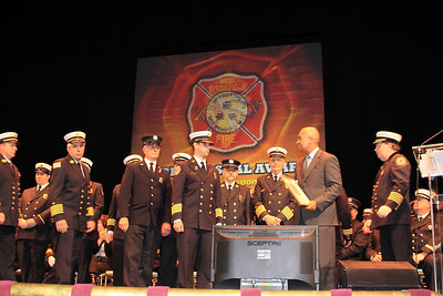 2011 Firefighter of The Year Awards