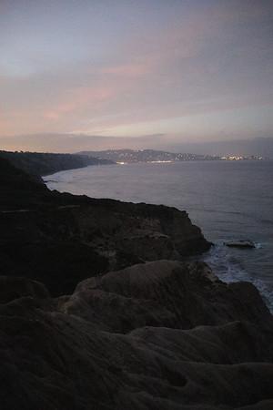 Torrey Pines - Dawn Breaks
