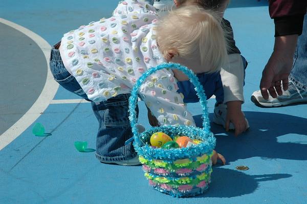 Easter Egg Hunt 3.18.05