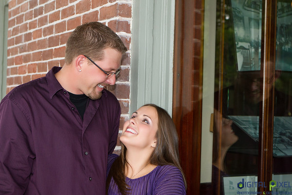 Stephanie & Kyle Engagement Edits