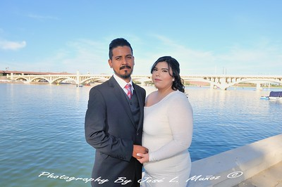2018-11-03 Brenda Hernandez & Alvavo Mercado