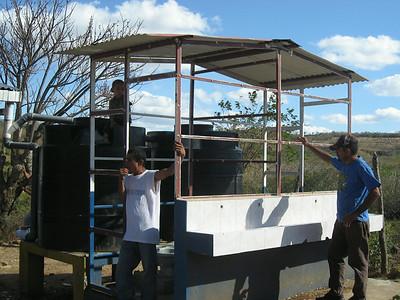 Agua Fria February 2013 Site Visit