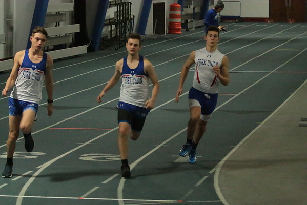 Indoor Track vs Vision Quest - Jan 20