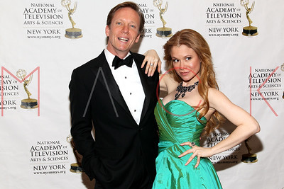 New York, NY - April 01: The 55th Annual New York Emmy Awards gala at the Marriott Marquis Times Square on Sunday, April 1, 2012 in New York, NY.