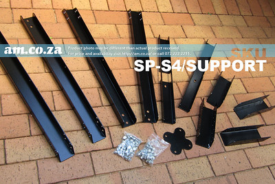 SKU: SP-S4/SUPPORT, Supporting Structure and Accessories for ScreenMaster Four Station Screen Printing Machine