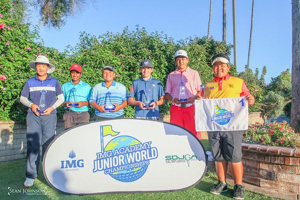 IMG Academy World Golf Championship