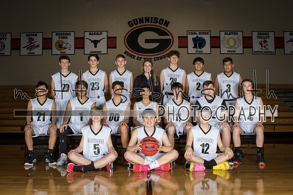 GHS Boys Basketball 2021