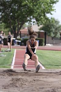 2012 GHS Track at Chandler 4-11-12