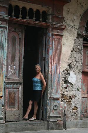 Casco Viejo Doors